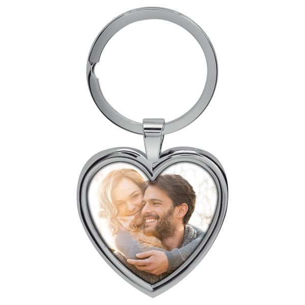 Schlüsselanhänger-Herz